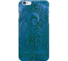 The Enlightened | Dark Blue iPhone Case/Skin