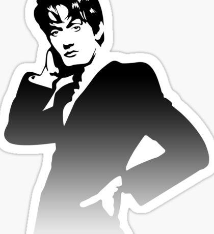 Common People Sticker