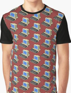 Cool computer love Graphic T-Shirt