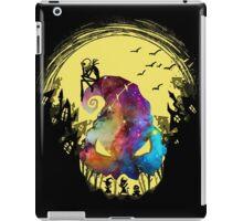 Jack The Nightmare before Christmas iPad Case/Skin