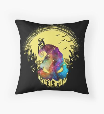 Jack The Nightmare before Christmas Throw Pillow