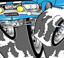 mechanic 11 Sticker