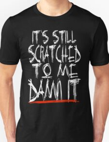 Scratched Logo Forever Unisex T-Shirt