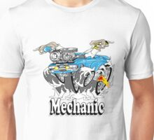 mechanic 11 Unisex T-Shirt