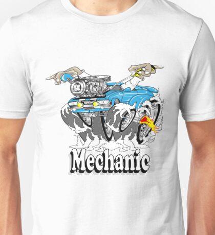 mechanic 11 Unisex T-Shirt