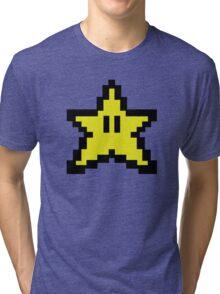 Funny star Tri-blend T-Shirt