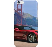 2014 Chevrolet Corvette Stingray iPhone Case/Skin