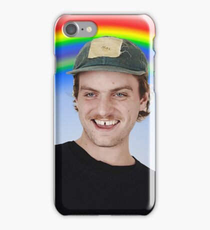 Rainbow Mac Demarco iPhone Case/Skin