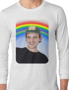 Rainbow Mac Demarco Long Sleeve T-Shirt