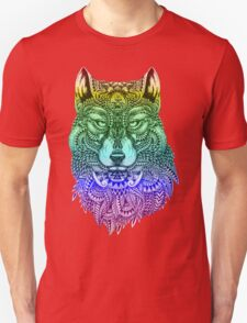 Spirit wolf Unisex T-Shirt