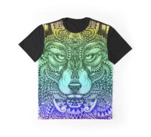 Spirit wolf Graphic T-Shirt