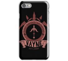 Vayne - The Night Hunter iPhone Case/Skin