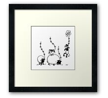 Shaun The Sheep  Framed Print