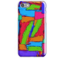 Sequential steps iPhone Case/Skin
