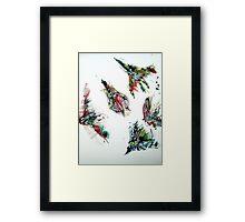 UNTITLED IX Framed Print