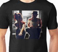 Smoking Corner ft. Lauren Capulet and Ricki Hall Unisex T-Shirt