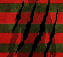 Freddy Krueger by sdbros