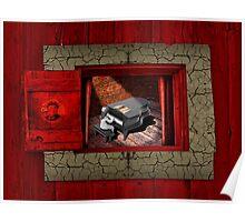 Mao's Red Room Sonata  Poster