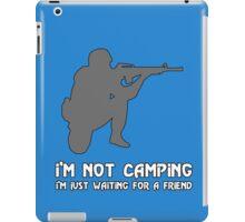 gaming gamer nerd geek video games pc cod cs wow lol  iPad Case/Skin