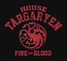 House Targaryen by nardesign