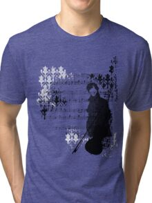Sherlocked Melody Tri-blend T-Shirt