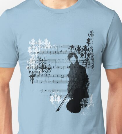 Sherlocked Melody Unisex T-Shirt