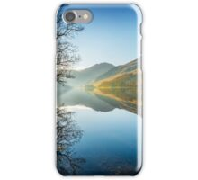 Buttermere winter morning iPhone Case/Skin