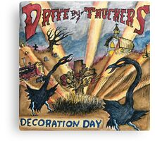 DRIVE BY TRUCKERS ALBUMS 7 Canvas Print