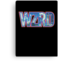 Kid Cudi WZRD Canvas Print