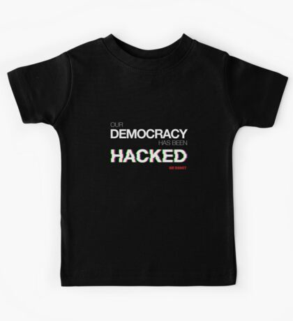 hacked Kids Tee