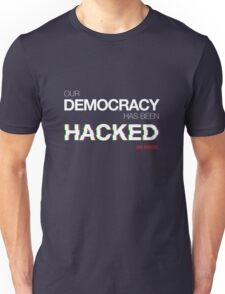 hacked Unisex T-Shirt