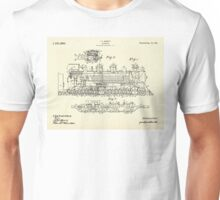 Locomotive-1915 Unisex T-Shirt