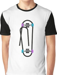 Business and Pleasure Graphic T-Shirt