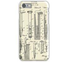 Railroad Spike-1950 iPhone Case/Skin