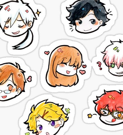 Mystic Messenger!! Sticker