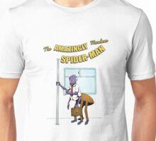 Mundane Spider-man Unisex T-Shirt