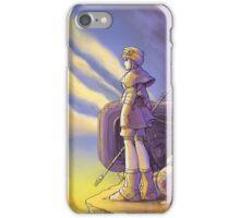 THE SCAVENGER - STAR WARS/GHIBLI MASHUP  iPhone Case/Skin