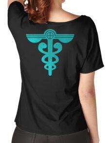 Public Safety Bureau 2  Women's Relaxed Fit T-Shirt