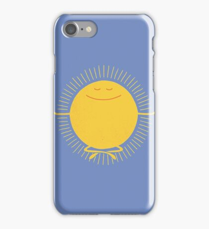Sun Worshipper iPhone Case/Skin