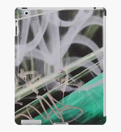 Street art graffiti iPad Case/Skin