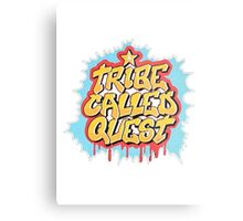 A Tribe Called Quest Logo Metal Print