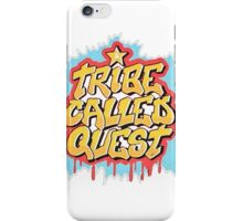 A Tribe Called Quest Logo iPhone Case/Skin