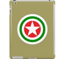 Abkhazian Air Force - Roundel iPad Case/Skin