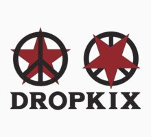 Dropkix band logo - Space Dandy by KingRedbad
