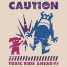 Caution... Kids!!! by loku