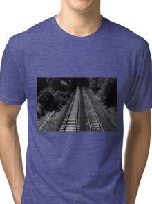 In & Out Of The Blackness Tri-blend T-Shirt