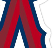 America's Game - Los Angeles Angels of Anaheim Sticker