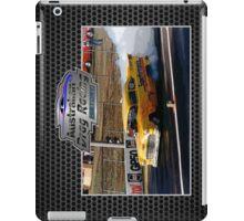 Australian Drag Racing History 55 Chev Retro iPad Case/Skin