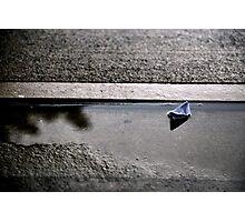 little boat Photographic Print