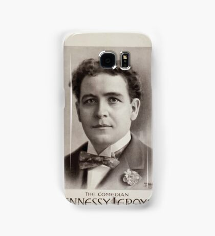 Performing Arts Posters Hennessy Leroyle the comedian 0457 Samsung Galaxy Case/Skin